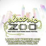Dada Life - Live @ Electric Zoo Festival 2013 (USA) 2013.08.31.