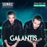 Galantis - Electric Jungle Music Festival (08.12.2018)