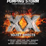 Pumping Storm XX 22.10.2016 - XS Project live mix