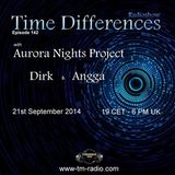 Angga – Guest Mix – Time Differences Episode 143
