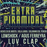 Lowshock @ Extrapiramidal 28.08.2014