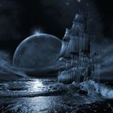 The ship set sail
