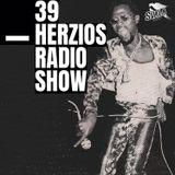 39 Herzios Radio Show 15 guest. Javi Frías
