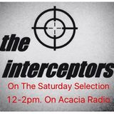 The Interceptors live on the Saturday selection Show 13/02/16 on Acacia radio