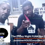 The Friday Night FUNKtion Show ft DirtyFINGERS w/ DJ RICH WILLIAMS + The Jackson Cafe + Chris Warren