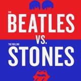 The Beatles vs. The Rolling Stones - I Saw Her Standing There vs. Paint It Black 2016