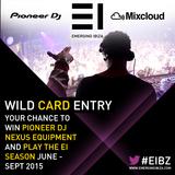 Emerging Ibiza 2015 DJ Competition Dj Krysid