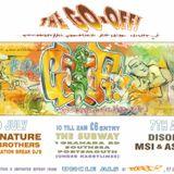 DJ LEACY - Live at The Go-Off! Jam, UK, 3 July 1999
