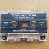 Zinc b2b Mickey FInn - Foxy, Riddla & Stevie A - One nation the grand finale new years eve 1997