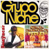 DJ CANDELA SALSA GUAYACAN  - GRUPO NICHE - SONORA CARRUSELES