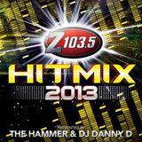 VA - Z103.5 Hitmix 2013