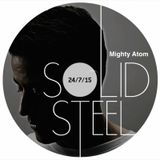 Solid Steel Radio Show 24/7/2015 Hour 1 - Mighty Atom