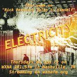 "Rick Pecoraro Talks to Himself #37 ""Electricity"" - 3/2/2017"
