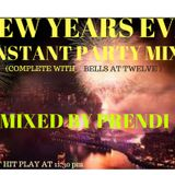 Prendi's new years eve party