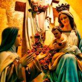 Santa Teresinha e a devoção a Virgem Maria