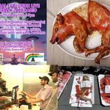 Natural Evolution Live: Meet your Meat, Thursday 26th March 2015