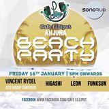 HiGASHI DJset @ Liliput Goa-India (NoSyncButton)
