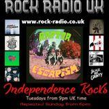 Independence Rocks w Rock Radio UK 30th April 2019