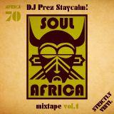 Soul Africa Mixtape vol.1 : Africa 70