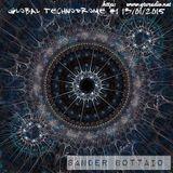 Global Technodrome Show #1 mix by Sander Bottaio