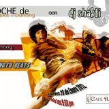 Dj Shakti at Café Rama 20-01-12 part.1