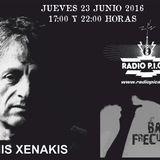PODCAST BAJA FRECUENCIA RÀDIO P.I.C.A. - PROGRAMA 73 - ESPECIAL IANNIS XENAKIS