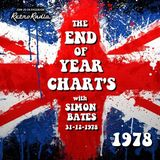 End of Year Chart - 1978 - Simon Bates - 31-12-1978 - Radio One