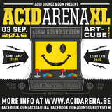 ACID ARENA training LIVE
