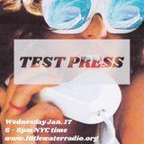 Test Press 1/17/18: Feat. Kali Uchis, Jay Rock, Jacques Greene, Dabrye, Gilles Peterson, Lone...