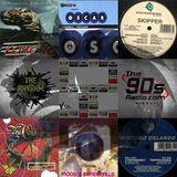 The 90's Radio Show - 1996 part 2 - The Rhythm #052