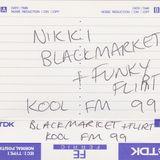 Nicky Blackmarket & Funky Flirt b2b with MCs Shabba and Riddla - Kool FM - 11.04.1999