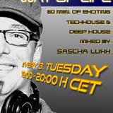 Sascha Luxx - The Electronic Way Of Life  003