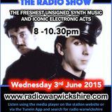 RW028- THE JOHNNY NORMAL RADIO SHOW - 3RD JUNE 2015 - RADIO WARWICKSHIRE