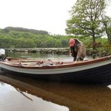 Johnny Oosten & John Browne discuss Fishing on the lakes in Mayo