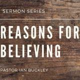 Does God Exist? - Ps. Ian Buckley