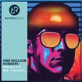 One Million Sunsets 20th November 2017
