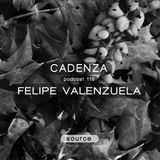 Cadenza Podcast | 118 - Felipe Valenzuela (Source)