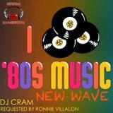 I Love 80s Music ft Ronnie Villalon ~ DJ CRAM