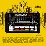 Javi Arias & Lola Mento b2b Mona Records Podcast mixing New World Techno Compilation by Mona Records