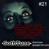 Gothtune podcast-21 - 201312