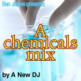 chemicals mix