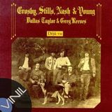 Vinil:  Crosby, Stills, Nash & Young  - Carry  on