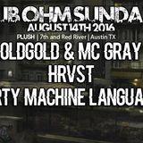Hrvst - OldGold - MC Gray subohmatx.com  2016-08-14