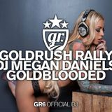 Megan Daniels - Exclusive Mix for the 2014 Gold Rush Rally