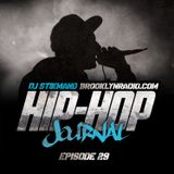 Hip Hop Journal Episode 29 w/ DJ Stikmand