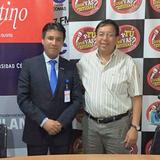 Entrevista al Dr.  Jimmy Márquez, Director de la Escuela Profesional de Derecho (Radio Comas)