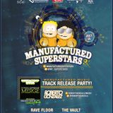 Manufactured Superstars - Live @ Ultrabar (Washington DC) - 25.07.2013