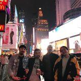 JOY FAMILY w:Takaya Nagase, Douglas Sherman & Yuji K @ Times Square Transmissions 12-14-2018