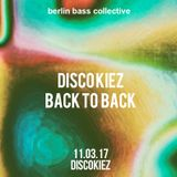 Disco Kiez Crew B2B live at Disco Kiez (11.03.17) @ Loftus Hall Berlin