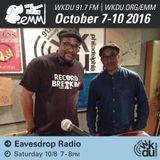 Eavesdrop Radio 2016 EMM